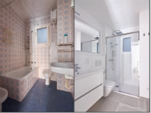 bathroom renovators Canberra from Nu-Look Renovations
